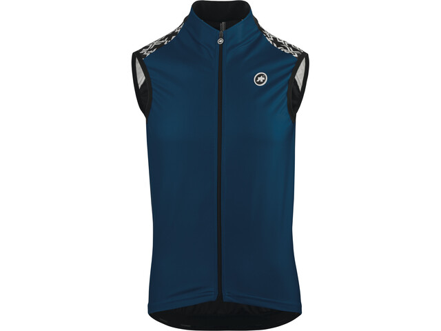 assos Mille GT - Gilet cyclisme - bleu/noir